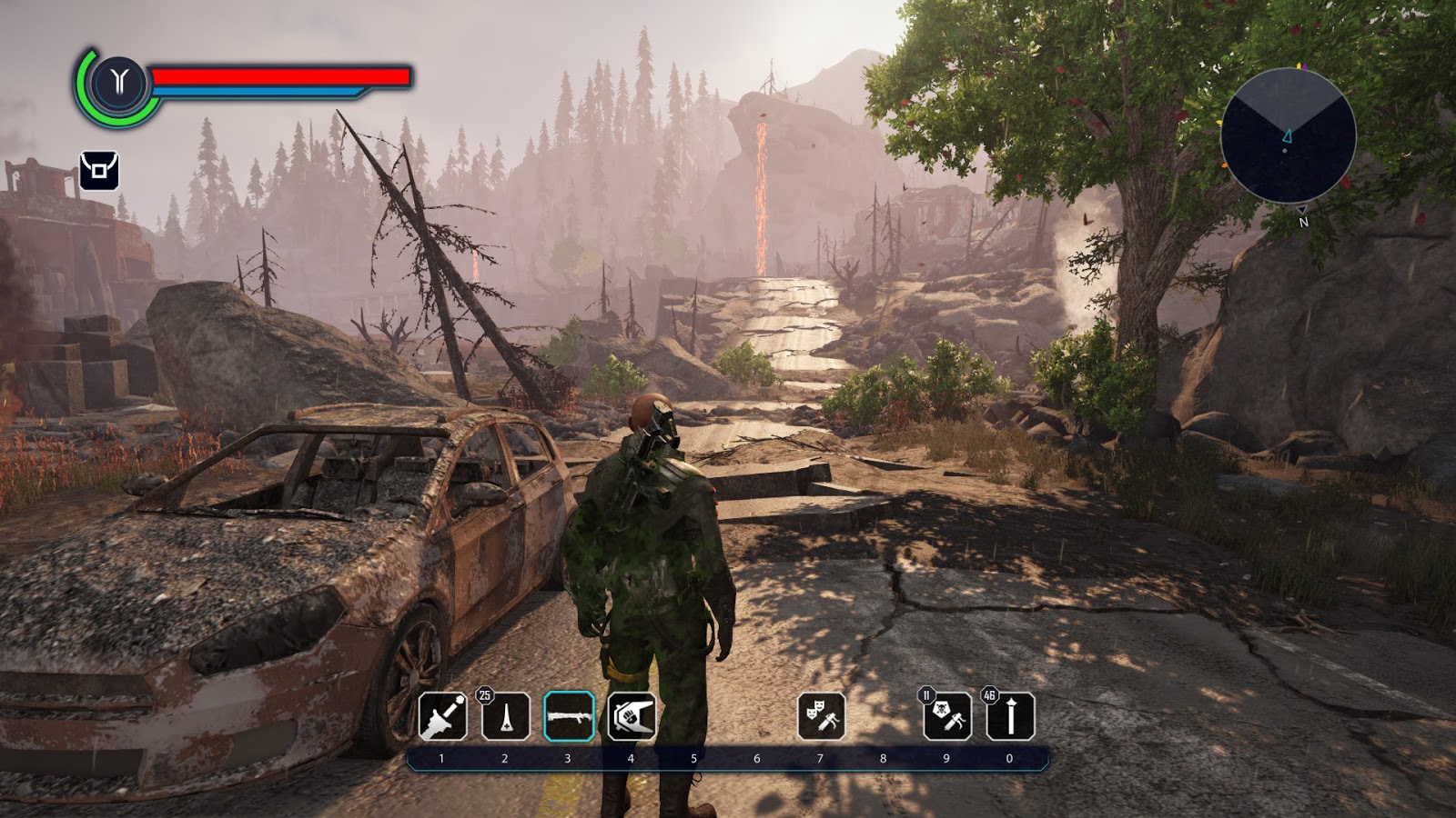 The Nocturnal Rambler: Why Elex is Better than Skyrim and
