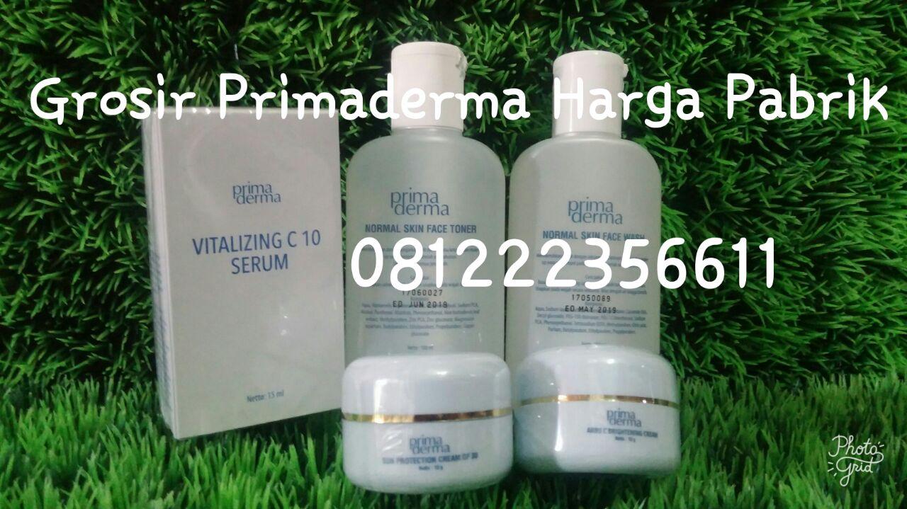 Jual Cream Wajah Theraskin Asli Harga Murah Primaderma Paket Teraskin Glowing Review Serum Skin Care Distributor
