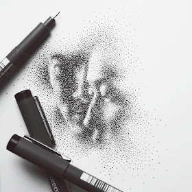 10-Deep-in-Thought-Eric-Wang-Stippling-Drawings-www-designstack-co