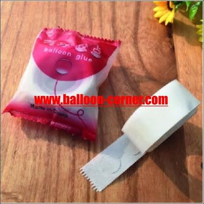 Glue Dots / Lem Balon / Perekat Khusus Balon