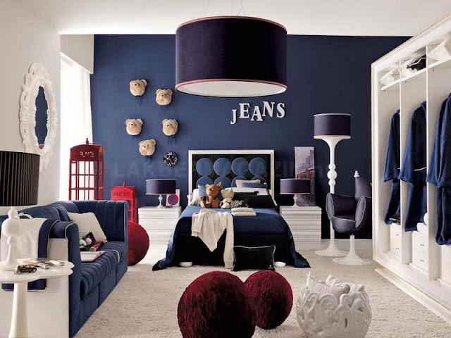 Boy Bedroom Design: Mixing Color for Unique Design Boy Bedroom Design: Mixing Color for Unique Design 16