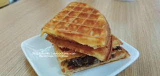 Sarapan Pagi Di Cameron Highlands   Agro Highland Cafe, Sg. Bisek