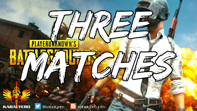 PUBG Mobile On PC Gameplay • 3 MATCHES TO GO!