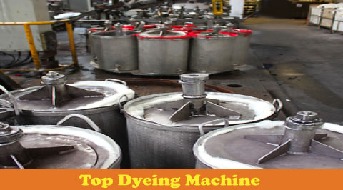 Top Dyeing