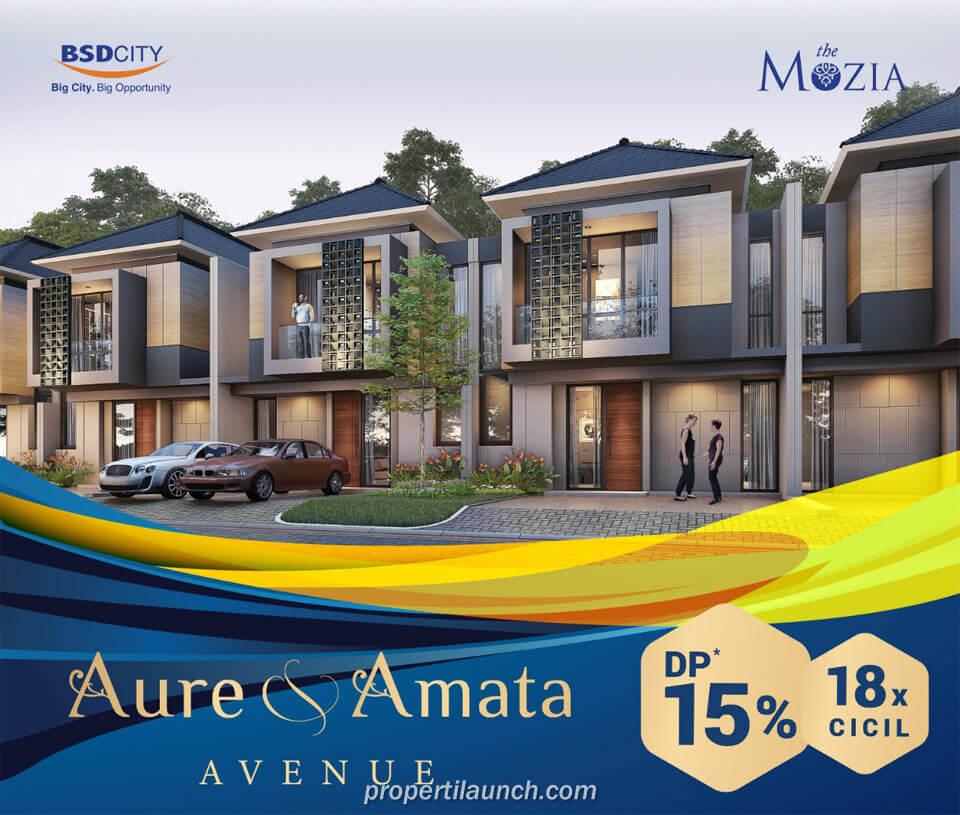 Rumah Aure BSD