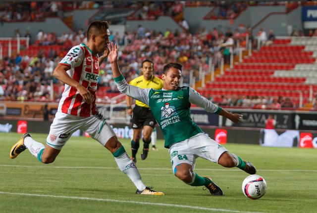 León ganó 3-0 a Necaxa