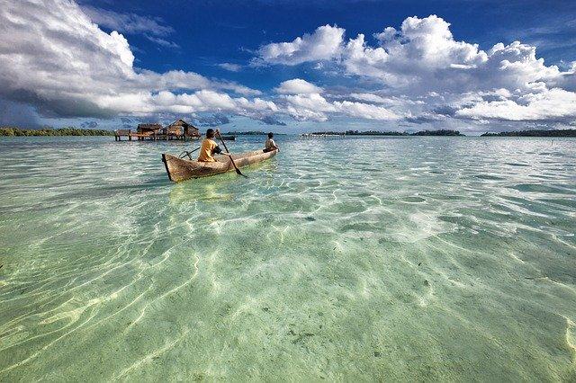 Fakta Indonesia lautan luas