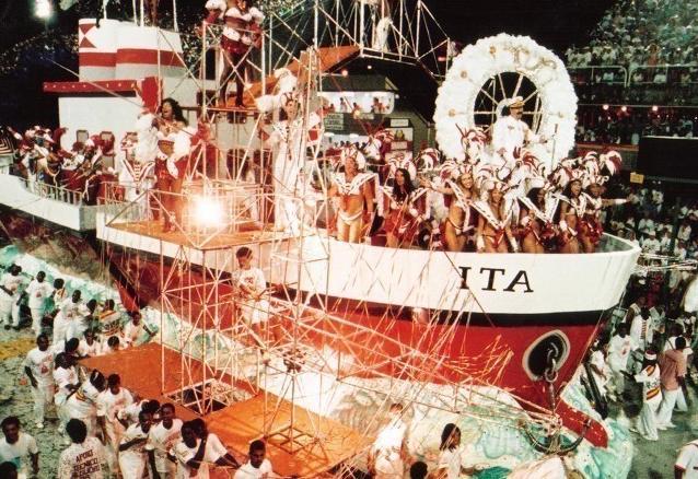 desfile do salgueiro 1993