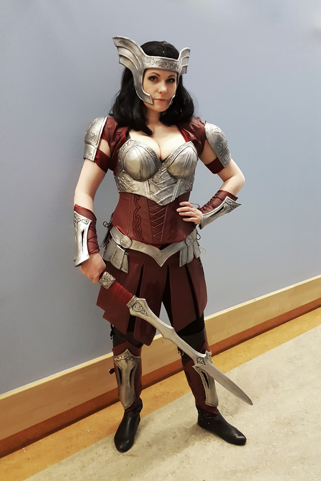 Chrix Design Lady Sif Cosplay  sc 1 st  Meningrey : lady sif thor costume  - Germanpascual.Com