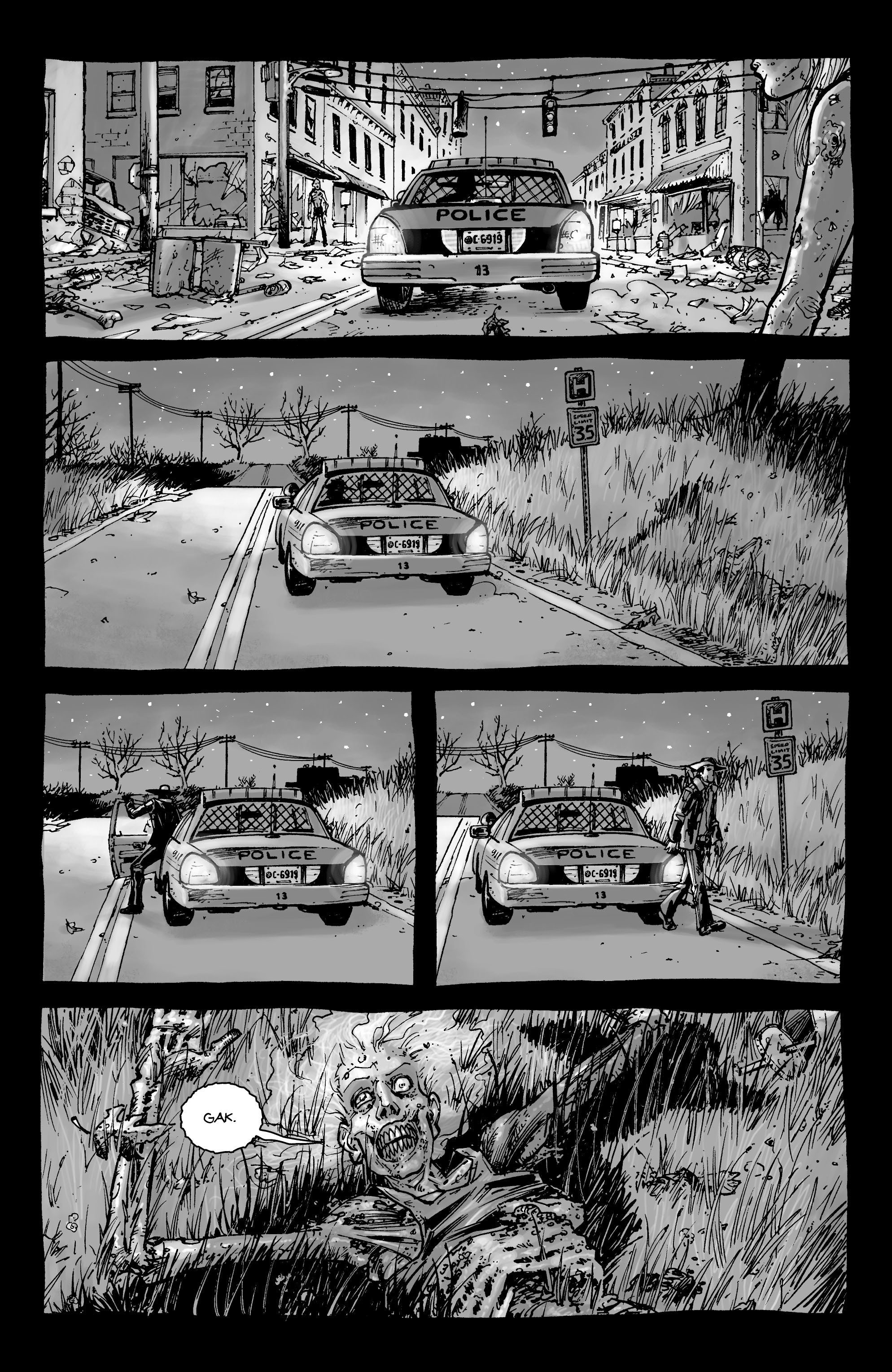 The Walking Dead issue 1 - Page 25