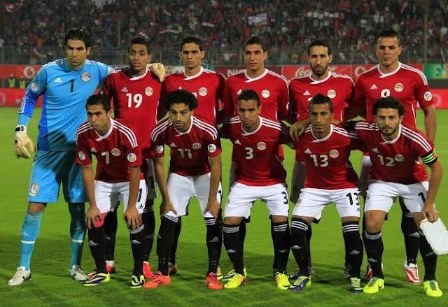 Egypt squad FIFA 2018