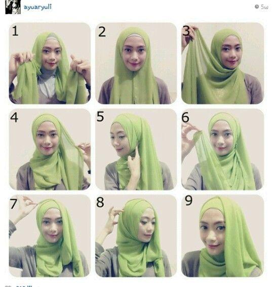 Top 10 Photo Tutoriel Facile Et Rapide Pour Réaliser Un Hijab Moderne