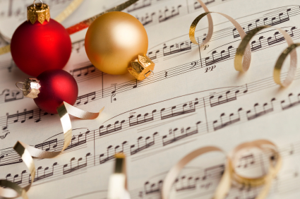 Top 25 christmas carols