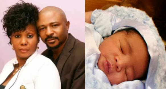 oby edozieh gives birth