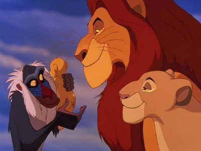 """A Christian perspective of the Disney classic film, """"The Lion King."""""""