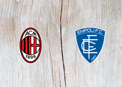 AC Milan vs Empoli Full Match & Highlights 22 February 2019