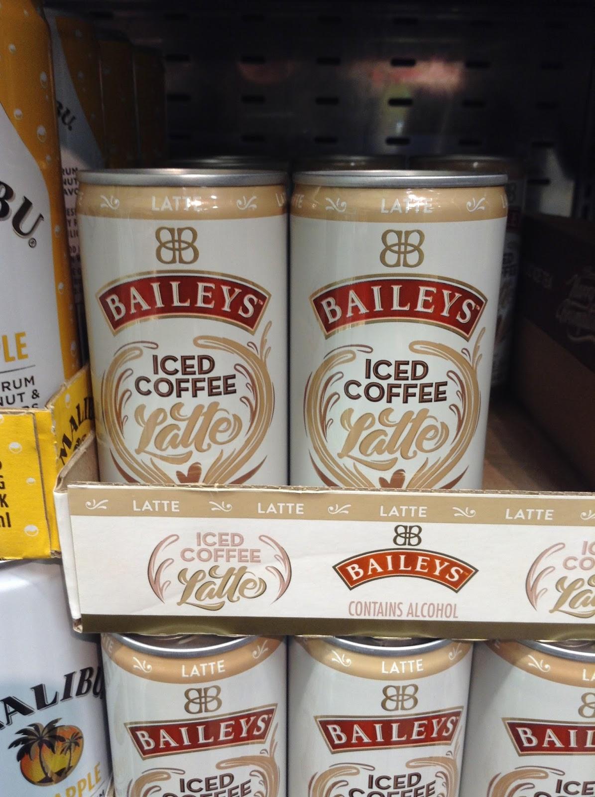Baileys Iced Coffee Latte Asda