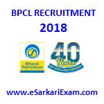 BPCL Workman, Trainee Recruitment