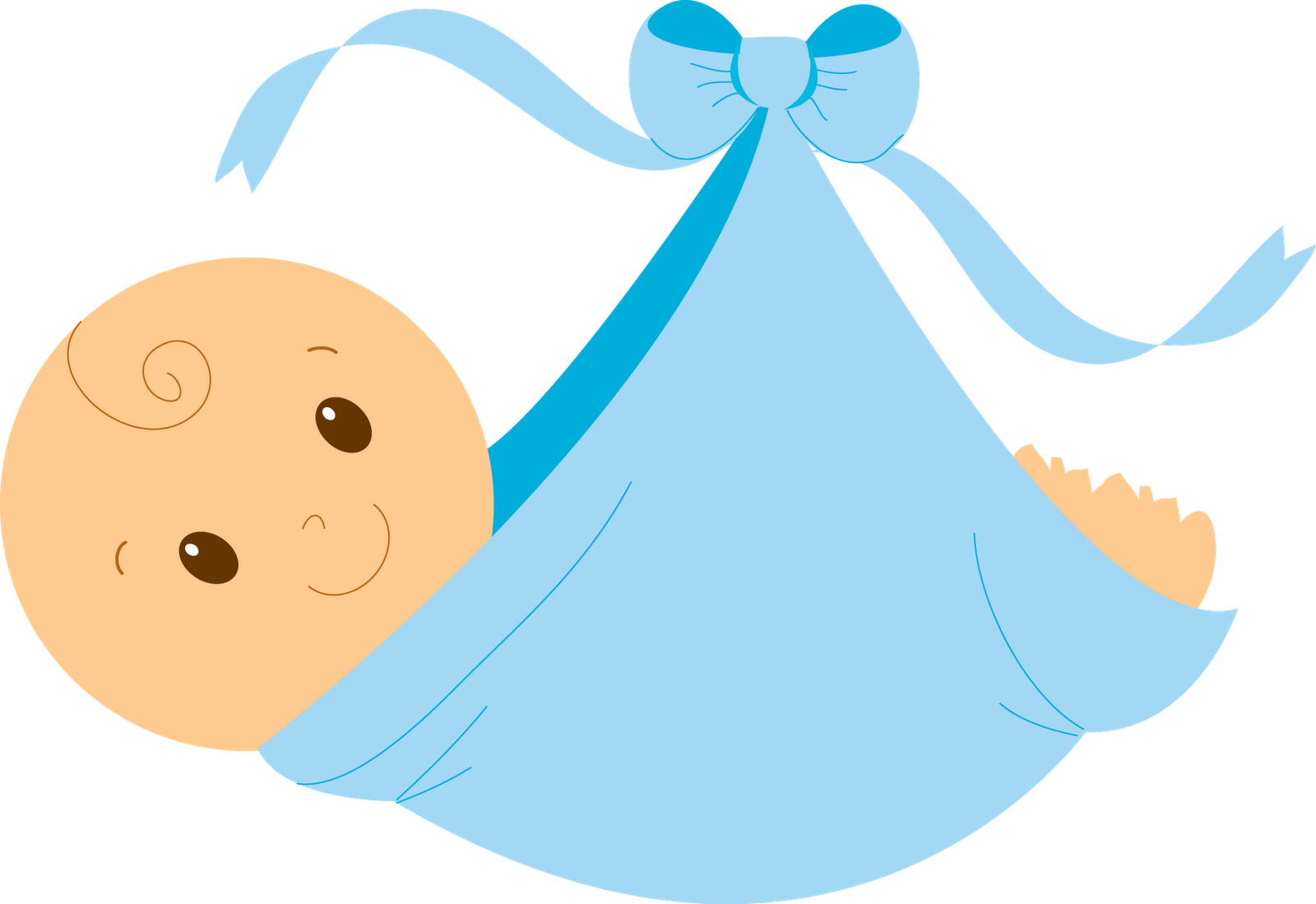 free clipart baby shower boy - photo #2