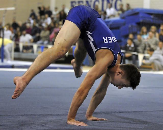 gymnastics, blogging, shiv sangal