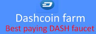 Список DASHcoin кранов с моментальной выплатой на FaucetHub.
