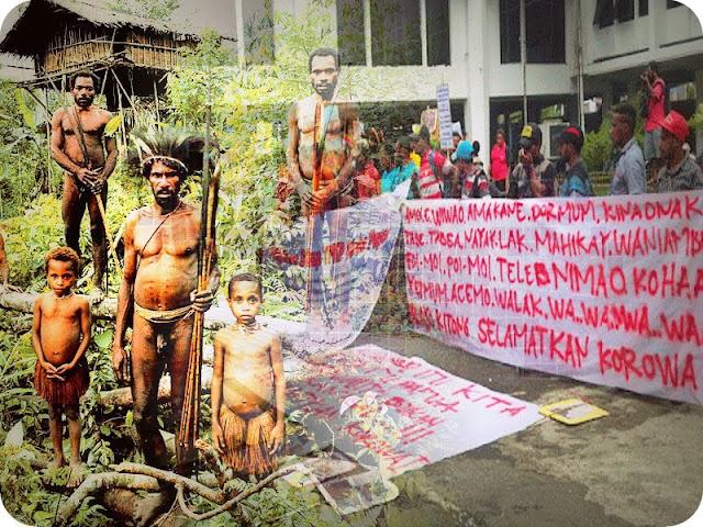 Presiden Jokowi Diminta Perhatikan Warga Suku Korowai