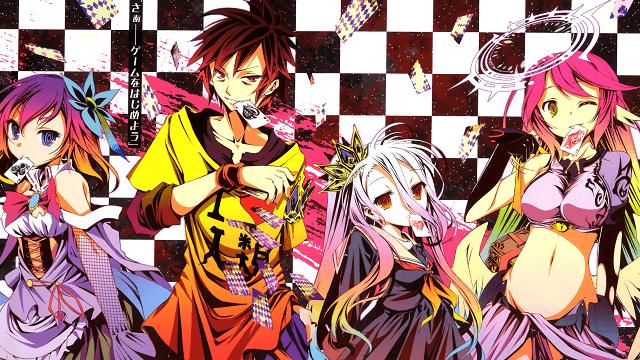 Perjuangan Sora dan Shiro dalam menyelesaikan masalah yang ada di Disboard