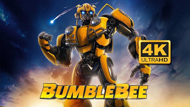 Bumblebee (2018) Web-DL 4K UHD 2160p Latino-Castellano-Ingles