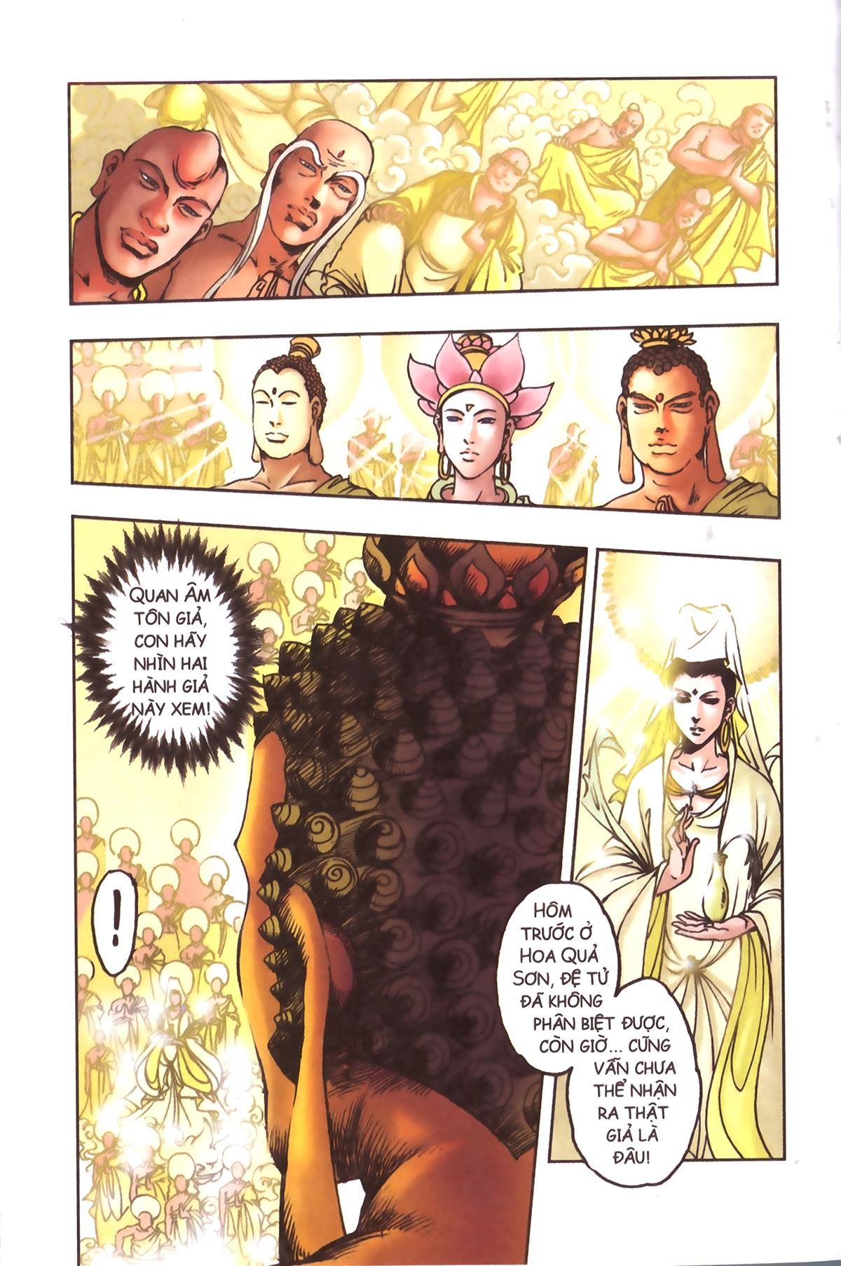 Tây Du Ký màu - Chapter 104 - Pic 32