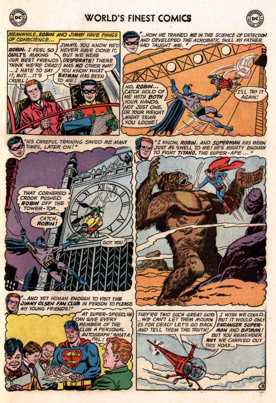 Read online World's Finest Comics comic -  Issue #141 - 15