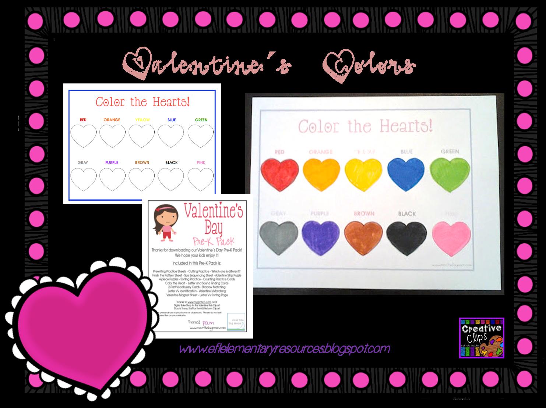 Efl Elementary Teachers Valentine S Day Ideas For Elementary Ell