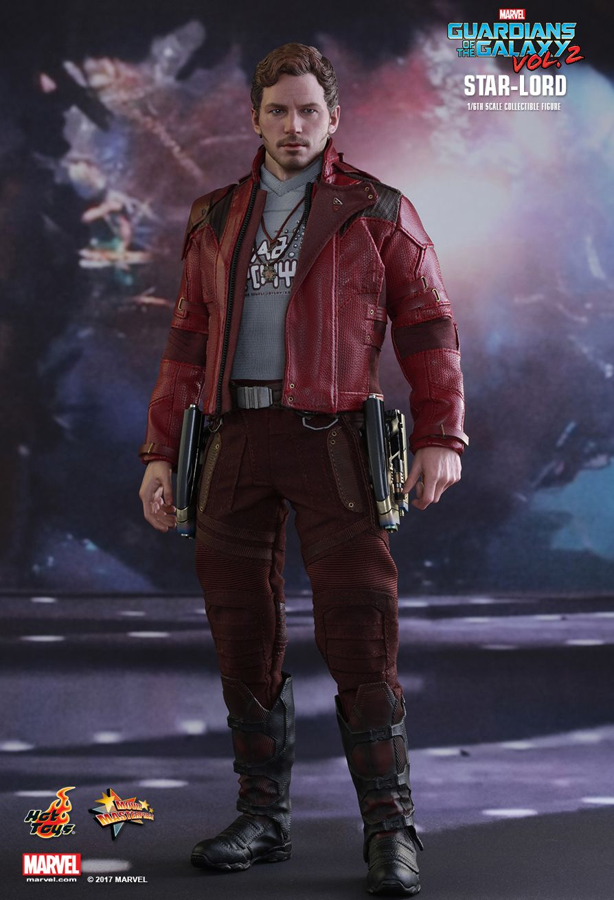 GUARDIANS OF THE GALAXY VOL.2 - STAR-LORD (MMS 420)  5