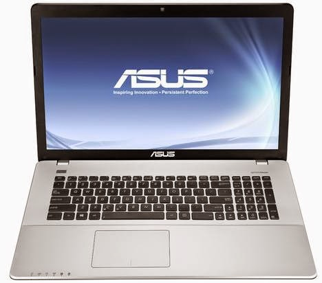 ASUS X750JA-DB71 17,3 Core i7-4700HQ HD Laptop