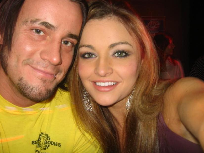 amy dumas and cm punk dating again