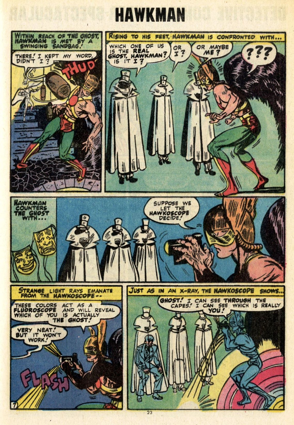Detective Comics (1937) 439 Page 22