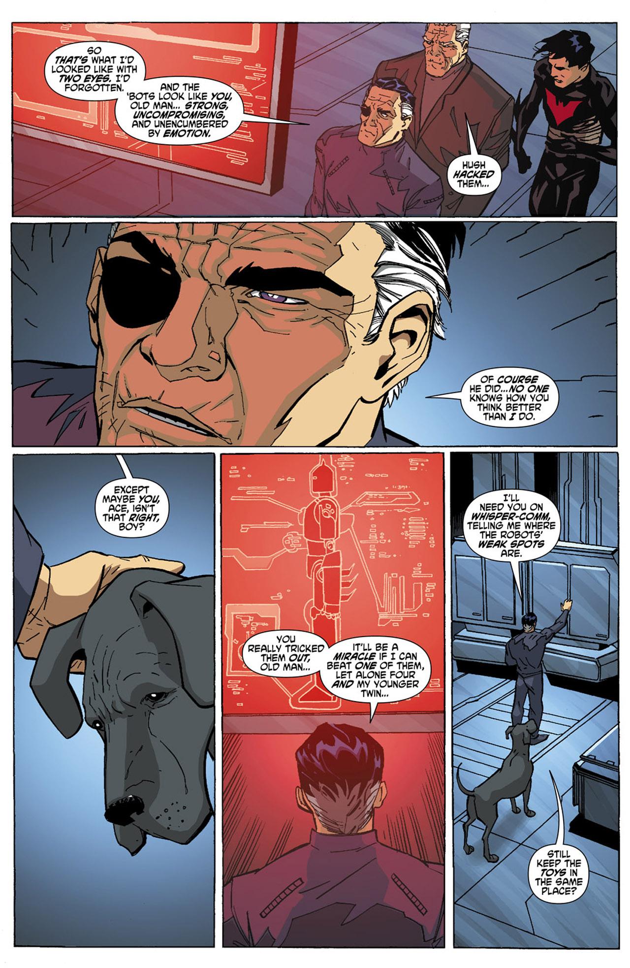 Batman Beyond (2010) Issue #6 #6 - English 4