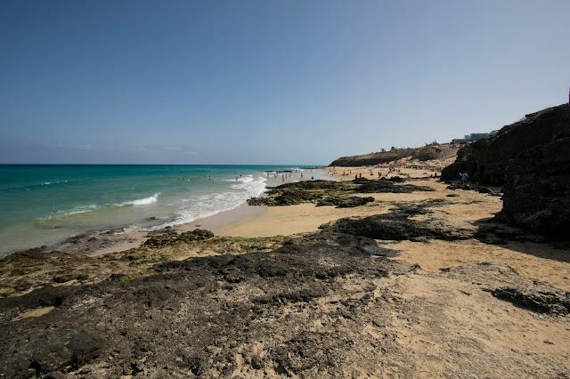 Spiaggia Costa Calma-Playa Pajara-Fuerteventura