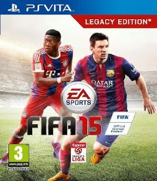 Legacy Edition brings football to life in stunning detail so fans can experience the emot FIFA 15 Legacy Edition