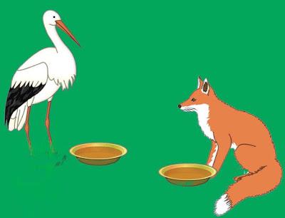Fox-and-crane-sory