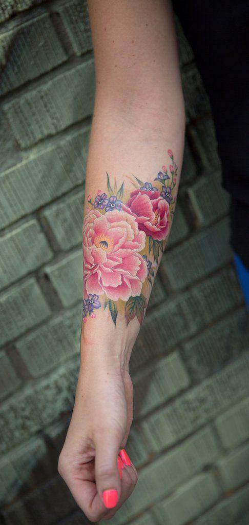 Trendiest Watercolor Tattoos For Women