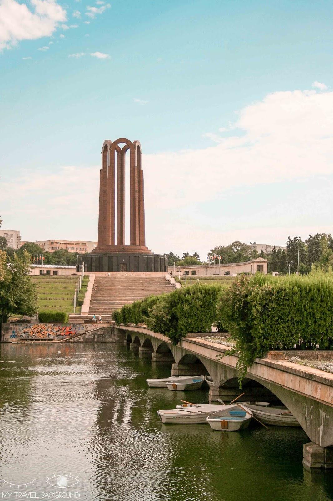 My Travel Background : 3 jours à Bucarest en Roumanie - Parc Carol I