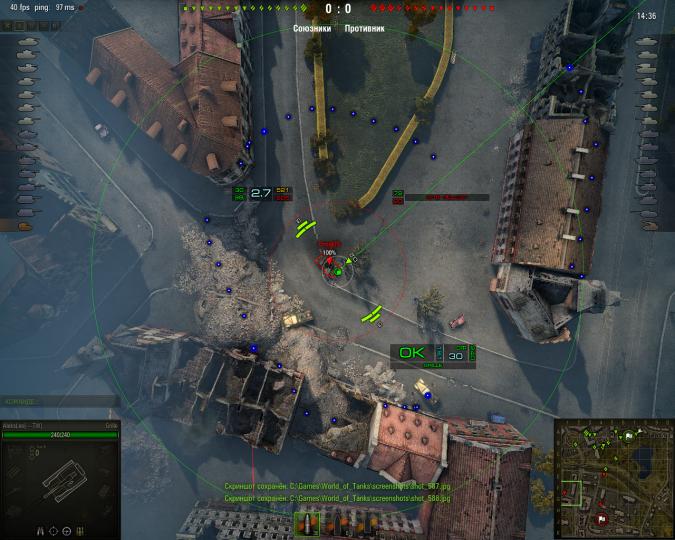 sword of damokles mod world of tanks