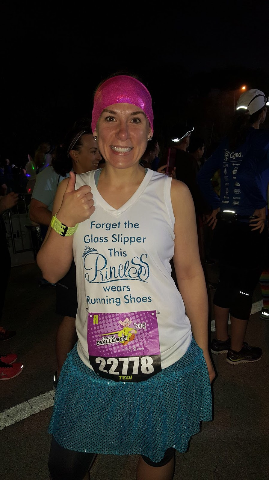 Dopey Challenge Half Marathon