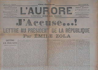 "Frontpage of L""Aurore"