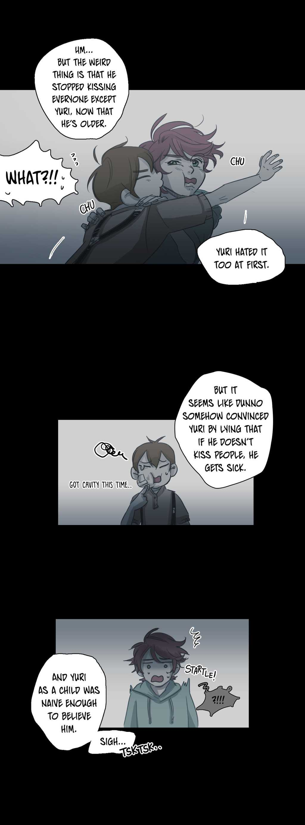 Never Understand - Chapter 52