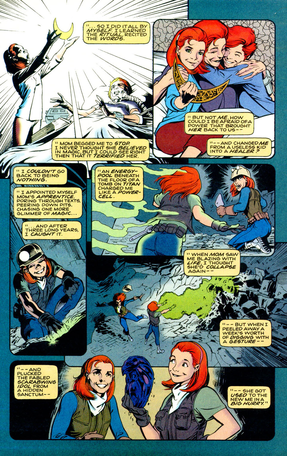Legion of Super-Heroes (1989) _Annual_5 Page 27