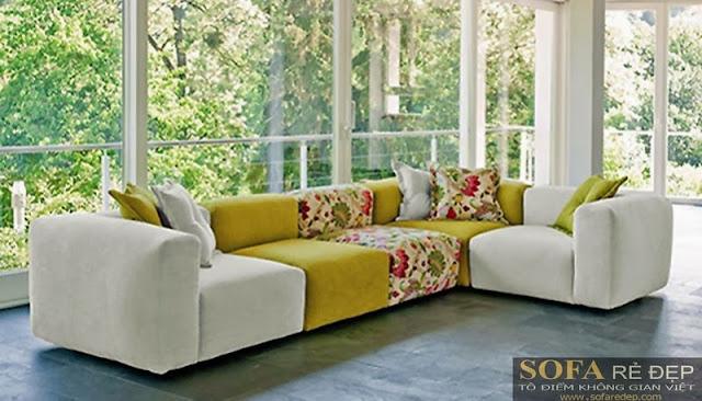 Sofa góc G091