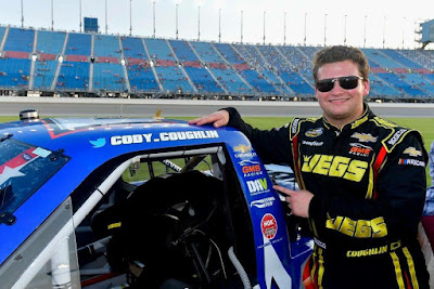 #NASCAR Driver and DAV Ambassador Cody Coughlin to Race in Honor of Veterans
