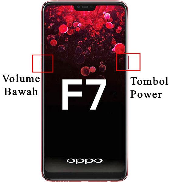Jika anda belum tahu Bagaimana cara screenshot Oppo F Nih 5 Cara Screenshot Oppo F7 Hanya 1 Detik