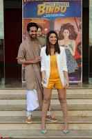 Parineeti Chopra with Ayushmann Khurrana at the Launch of Trailer of Meri Pyaari Bindu 021.JPG